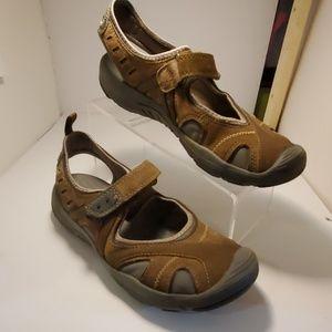 Clarks PRIVO Mary Jane Slip-On Shoes